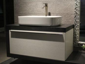 lavello con mobiletto per arredamento bagno