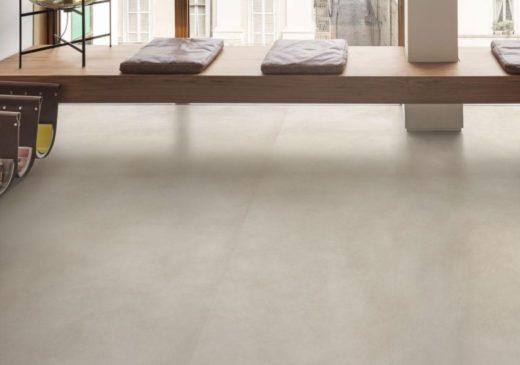 pavimento effetto resina