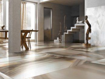 pavimento in ceramica arredamento villa