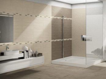 mosaico, rivestimento moderno per bagno