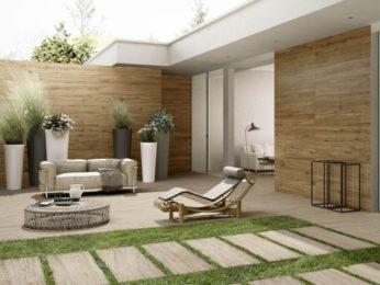 rivestimento esterni in legno, casa a piacenza