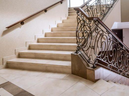 scale interne, rivestimenti vari