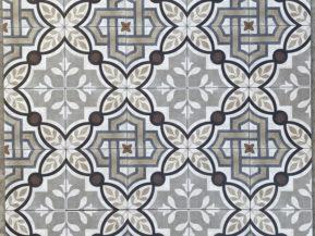 Gres Porcellanato Effetto Cementine Reggio