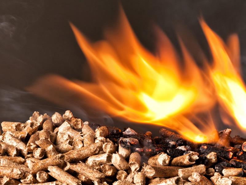 vantaggi della stufa a pellet